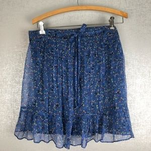 (NEW) Zara Silk Skirt